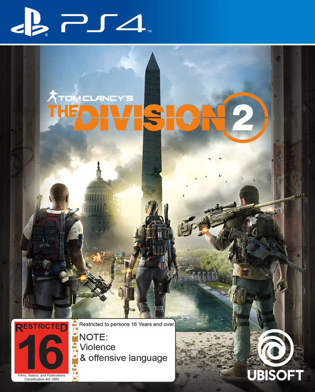 Tom Clancy's The Division 2 for PS4