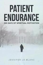 Patient Endurance by Jennifer Le Blanc image