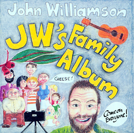 Family Album by John Williamson image