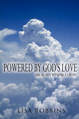 Powered By God's Love by Lisa Robbins image