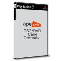 Ape Basics: PS2/DVD Case Protector - 10-Pack