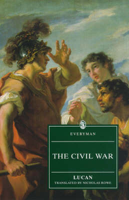 The Civil War: Pharsalia or Bellum Civile by Lucan image