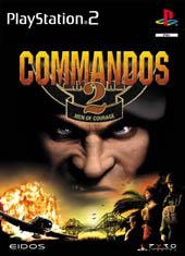 Commandos 2 for PS2