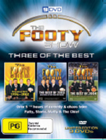 Footy Show Three Of The Best (3 Discs) on DVD