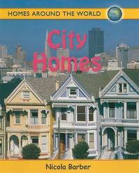 City Homes by Nicola Barber