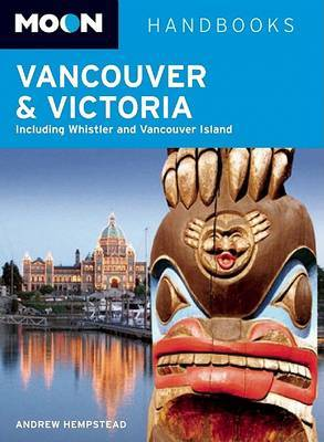 Moon Vancouver and Victoria by Andrew Hempstead image