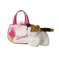 Aurora Fancy Pals Pet Carrier - Sweet Kitten