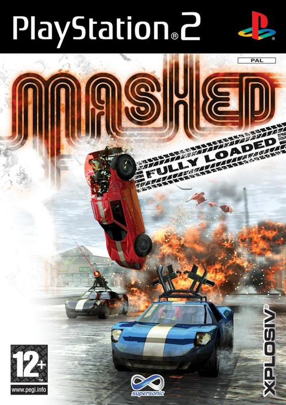 Mashed: Fully Loaded for PS2