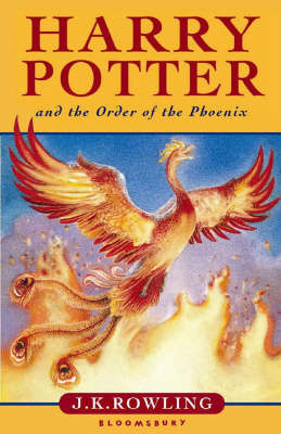 Harry Potter and the Order of the Phoenix #5 (Children's Ed.) by J.K. Rowling