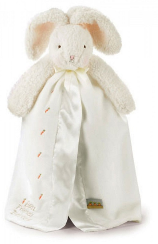 Bunnies By The Bay: White Bunny - Buddy Blanket