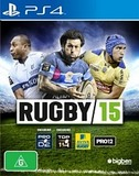Rugby 15 for PS4