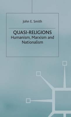 Quasi-Religions by John E Smith image