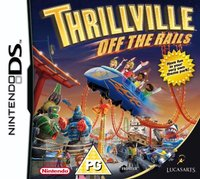 Thrillville: Off the Rails for Nintendo DS