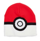 Pokemon: Pokeball Knit Beanie