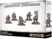 Warhammer Age of Sigmar Kharadron Overlords: Grundstok Thunderers