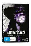 WWE: Undertaker's Deadliest Matches (3 Disc Set) DVD
