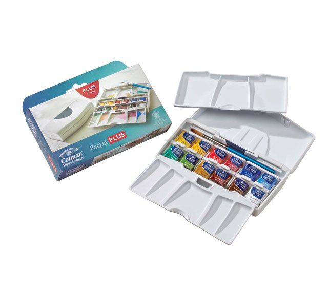 Winsor & Newton Cotman Watercolour Set image