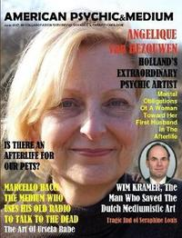 American Psychic & Medium Magazine. Economy Edition. by Maximillien De Lafayette image