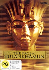 The Face Of Tutankhamun on DVD image