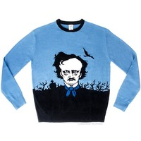 Edgar Allan Poe Sweater (One Size)