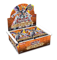 Yu-Gi-Oh! Flames of Destruction Booster Box