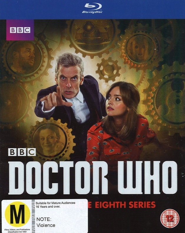 Doctor Who: The Complete Eighth Season on Blu-ray