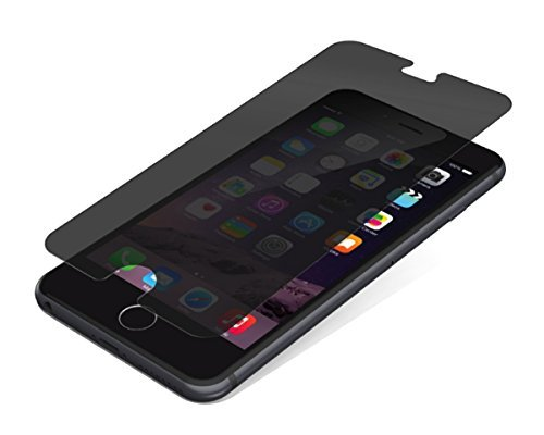 """Invisible Shield Glass - Apple iPhone 7 Plus 5.5"""" -Privacy -Screen"""
