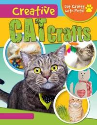 Creative Cat Crafts by Jane Yates image