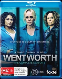 Wentworth: Season 6 on Blu-ray