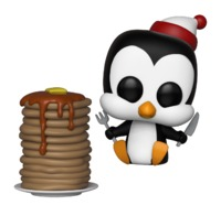 Walter Lantz - Chilly Willy (with Pancakes) Pop! Vinyl Figure