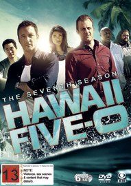 Hawaii Five-O: Season 7 on DVD