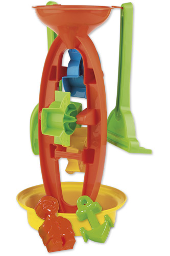 Androni: Summertime Water & Sand-Wheel - Playset