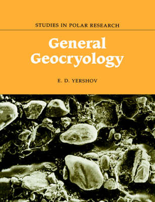 Studies in Polar Research by E.D. Yershov image