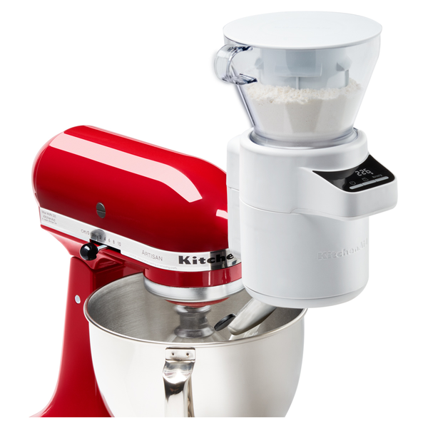 KitchenAid: Sifter + Scale Attachment