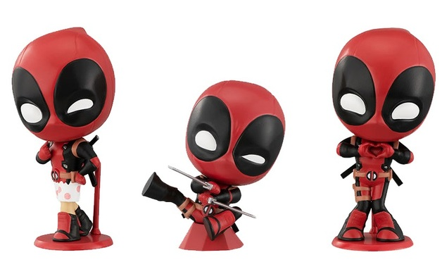 Marvel: Cap Chara 03: Deadpool - Blind Box