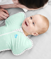 Love to Dream: Swaddle Up 0.2Tog - Mint (Newborn)