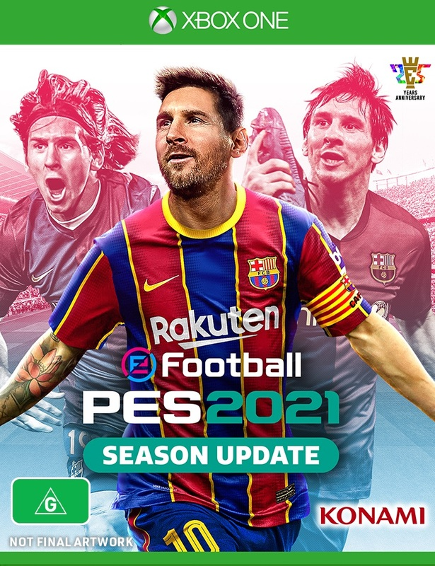 eFootball PES 2021 Season Update for Xbox One