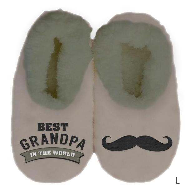 Sploshies: Men's Duo Slippers - Grandpa (Large)