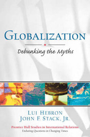 Globalization: Debunking the Myths by Lui Hebron image
