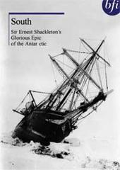 South - Sir Ernest Shackleton's Glorious Epic Of The Antarctic on DVD