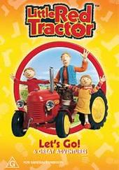 Little Red Tractor - Let's Go! on DVD