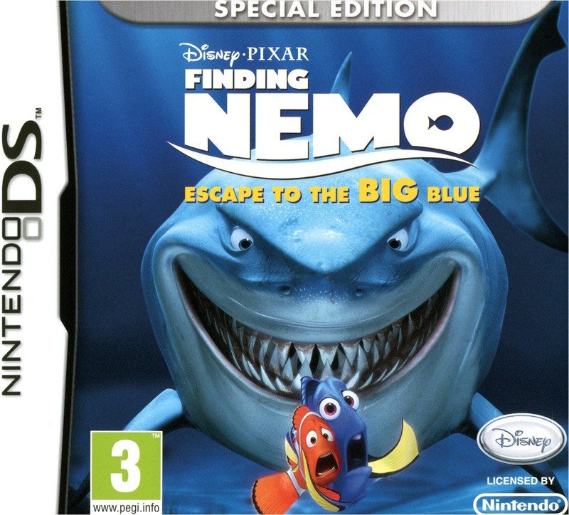Finding Nemo for Nintendo DS image
