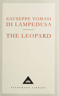 The Leopard by Giuseppe Tomasi di Lampedusa image