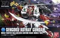 HGBF Sengoku Astray Gundam 1/144 Model Kit