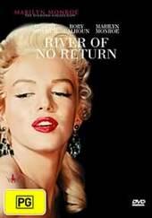 Marilyn Monroe - River Of No Return on DVD