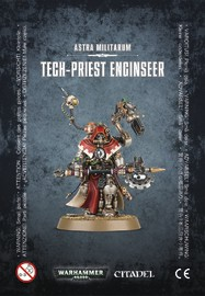 Warhammer 40,000 Astra Militarum Tech-Priest Enginseer