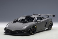 AUTOart: 1/18 Lamborghini Gallardo GT3 FL2 2013 (Black) - Diecast Model