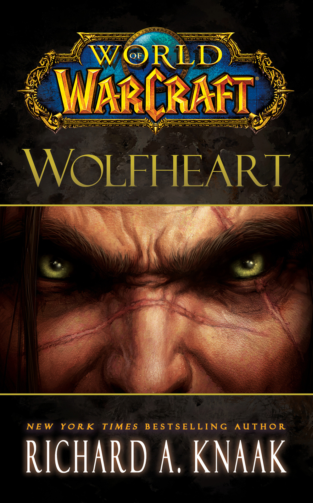 World of Warcraft: Wolfheart by Richard A Knaak image