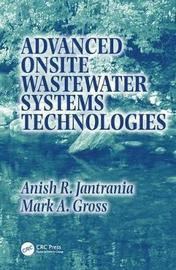 Advanced Onsite Wastewater Systems Technologies by Mark Alan Gross image
