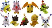 Digimon: Classic Plush - Series 1 Blind Pick